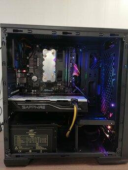 Настольные компьютеры - Ryzen5/RX570/8Gb DDR4/SSD240, 0