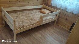 Кроватки - Кровать детская массив сосны тахта новая, 0