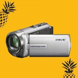 Видеокамеры - Видеокамера Sony DCR-SX85E, 0