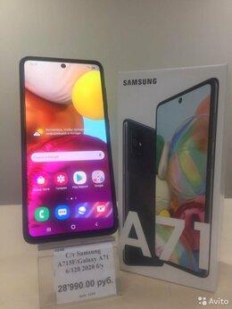 Мобильные телефоны - Samsung Galaxy A71 6/128Gb 2020, 0