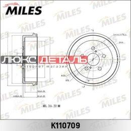 Краны для воды - MILES K110709 Барабан тормозной TOYOTA CARINA E 93-97 , 0