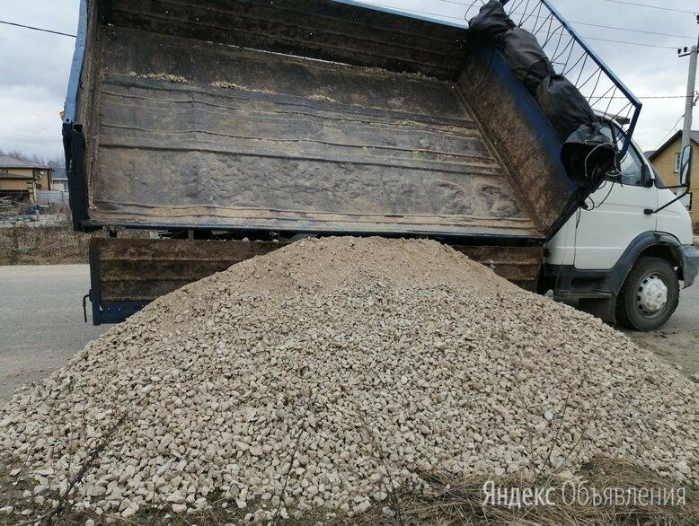 Песок, пгс, опгс, чернозем, дрова, навоз доставка по цене 300₽ - Субстраты, грунты, мульча, фото 0