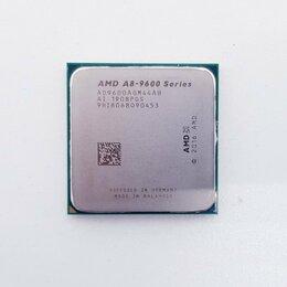 Процессоры (CPU) - Процессор AMD A8-9600, 0