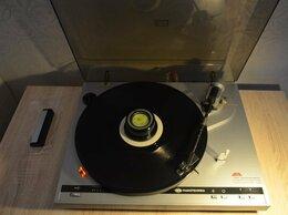 Проигрыватели виниловых дисков - Проигрыватель винила Ария 102 стерео, в…, 0
