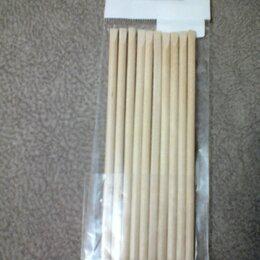 Маникюрные и педикюрные принадлежности - Деревянные палочки для маникюра Ciel, 0
