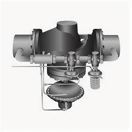Головные уборы - Сборочный комплект для пилотного регулятора PCV-VFG 2, Ду 150, Pn 25, 0