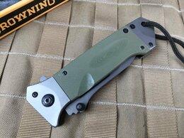 Ножи и мультитулы - Нож Browning DA73 Tanto, 0