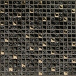 Мозаика - Мозайка ANTRACIT 300*300*6мм  1/15, 0