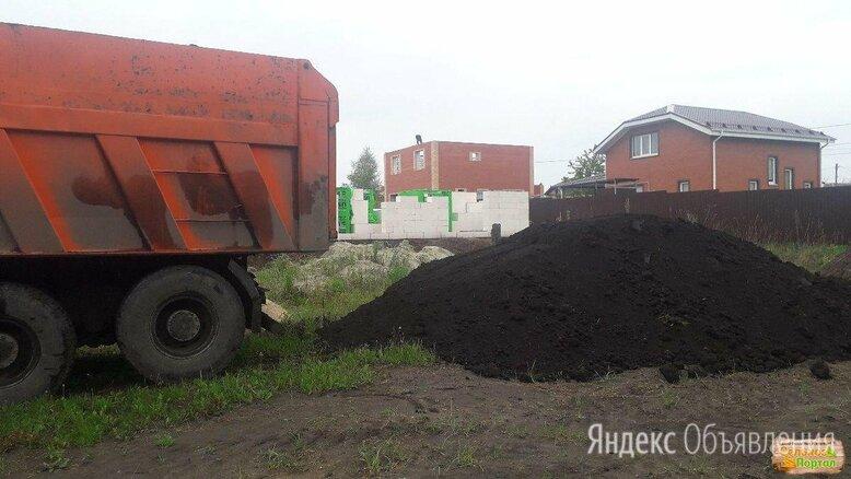 Чернозем плодородный по цене 900₽ - Субстраты, грунты, мульча, фото 0