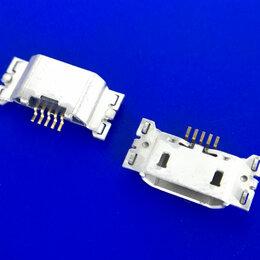 Прочие запасные части - Разъем micro usb №6 (Sony E5563 Xperia C5 Ultra/…, 0