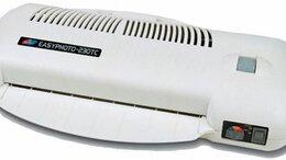 Ламинаторы - Пакетный ламинатор GMP Easyphoto-230TC, 0