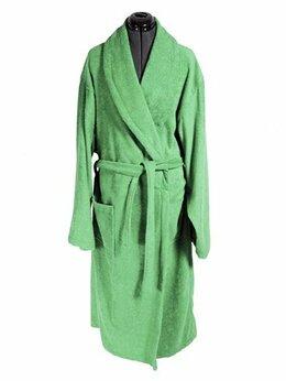 Домашняя одежда - Халат женский махровый, шалька ЭЛИТ Мятный…, 0
