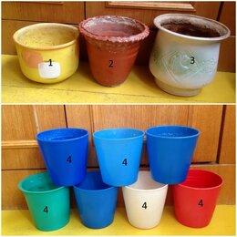 Горшки, подставки для цветов - Много горшков для цветов и рассады (6), 0