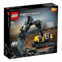 Конструкторы - Конструктор LEGO Technic 42121, 0