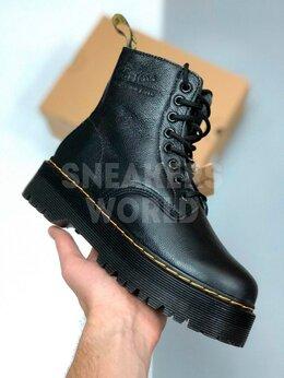 Ботинки - Ботинки Dr Martens с мехом, 0
