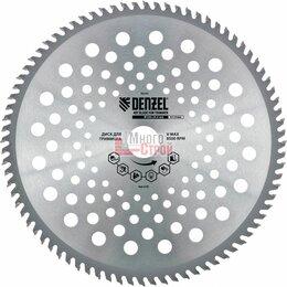 Прочее - Диск для триммера, 230 х 25,4  толщина 1,3 мм, 40 зубьев // DENZEL, 0