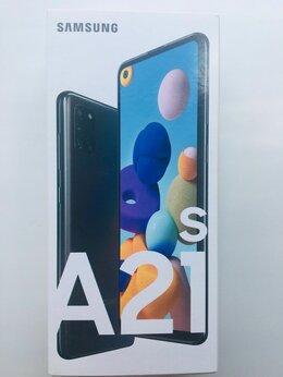 Мобильные телефоны - Смартфон Samsung Galaxy A21s 32GB Black, 0