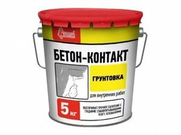 Пропитки - Бетоноконтакт Старатели 5 кг, 0