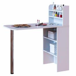 Столы и столики - Стол маникюрный №1 Белый снег, 0