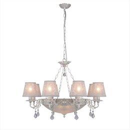 Настенно-потолочные светильники - Подвесная люстра Citilux Бельведер CL424181, 0