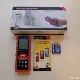Измерительные инструменты и приборы - Профессиональная лазерная рулетка до 50 м, 0