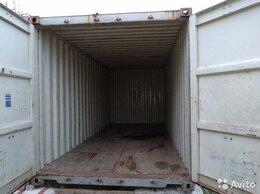 Оборудование для транспортировки - КОНТЕЙНЕР 20ти тонник, 0
