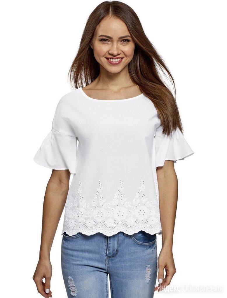 Летняя блуза Oodji по цене 300₽ - Блузки и кофточки, фото 0