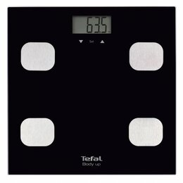 Напольные весы - Напольные весы Tefal Body Up BM2521V0, 0