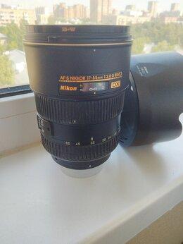 Объективы - Объектив Nikon AF-S 17-55 2.8 G DX, 0