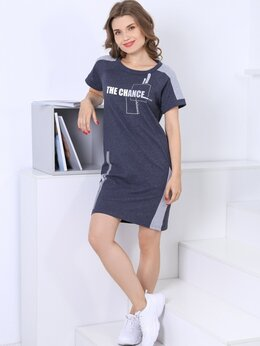 Домашняя одежда - Туника женская Авангард-1, 0