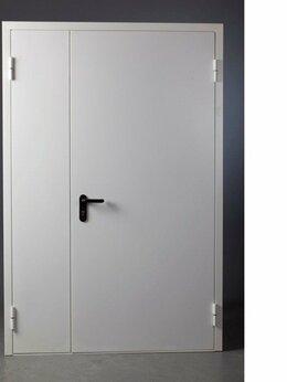 Входные двери - Противопожарная металлическая дверь ДПМ, 0