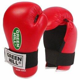 Перчатки для единоборств - Перчатки Green Hill SCGK-2082, 0