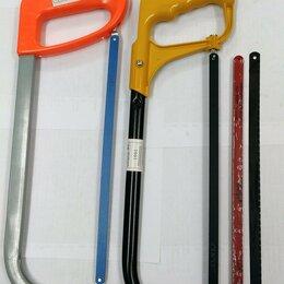 Пилы, ножовки, лобзики - Полотно ножовочное ручное 300х12,5 , 0