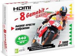 Игровые приставки - Игровая приставка 8 bit Classic mini HDMI 440 в…, 0