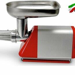 Соковыжималки и соковарки - Электрическая соковыжималка New Omra Spremy TC5 850m шнековая для томатов ягод, 0