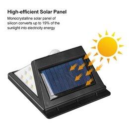 Люстры и потолочные светильники - Светильник на солнечной батарее с датчиком движения  Fa-mx40, 0