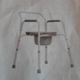Устройства, приборы и аксессуары для здоровья - кресло инвалидное с санитарным оснащением, 0