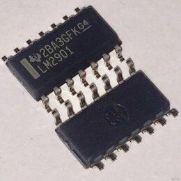 Блоки питания - LM2901, Маломощный квадрантный компаратор напряжения [SOP-14], 0