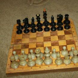 Настольные игры - шахматы ссср  б/у, 0
