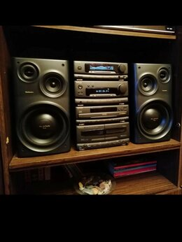 Музыкальные центры,  магнитофоны, магнитолы - Technics 655, 0