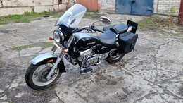 Мототехника и электровелосипеды - Мотоцикл Hyosung GV250, 0