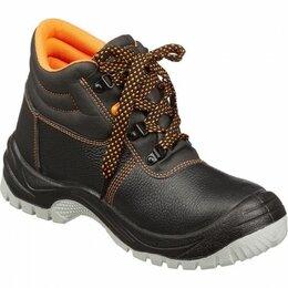 Обувь - Ботинки chermen рабочие новые с пк, 0