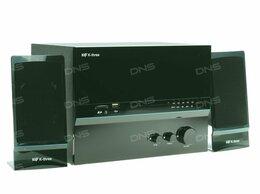 Компьютерная акустика - Акустическая система 2.1 K-3 S3202FM, SD, USB,…, 0