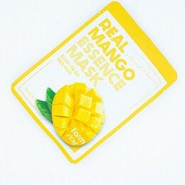 Увлажнение и питание - Маска для лица тканевая с экстрактом манго FarmStay Real Mango Essence Mask, 0