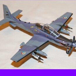 Сборные модели - 1/48 модель самолета Эмбраер ЕМБ 314 Супер Тукано Бразилия, 0