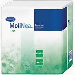 Пеленки, клеенки - HARTMANN MOLINEA PLUS Пеленки впитывающие 40х60 см, 110 г/м2, 150 шт. , 0