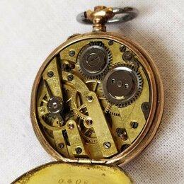 Карманные часы - Механизм от старинных карманных часов Union Horlogere (Швейцария), 0