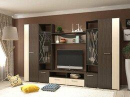 Шкафы, стенки, гарнитуры - Стенка для гостинной Гамма  320 см венге дуб, 0