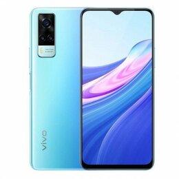 Мобильные телефоны - Смартфон vivo Y31 4/128gb blue, 0