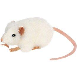 Грызуны - Hansa Крыса белая 12см 5576, 0